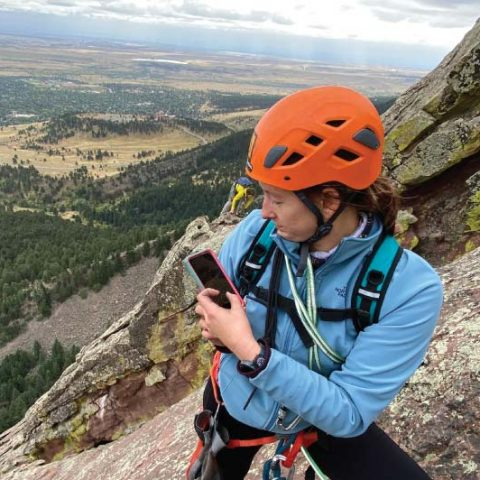 Multipitch Climbing near Denver